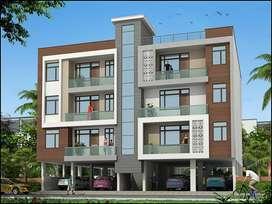 premium flats/just near new sanganer road/2 bhk
