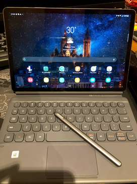 Samsung Galaxy Tab S6 128Gb Grey + Samsung Keyboard Original (NEGO)