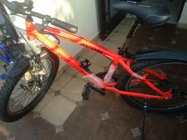 Avon Brand New bicycle. One month old.. Fat Tyres