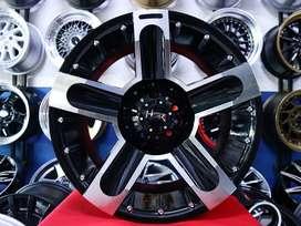 promo velg mobil ring 18 sangat cocok crv hrv juke xtrail