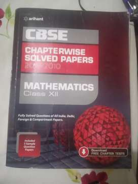 Physics chemistry Maths chapterwise solved papers