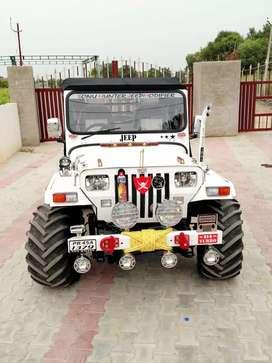 Modified open Jeep Gypsy