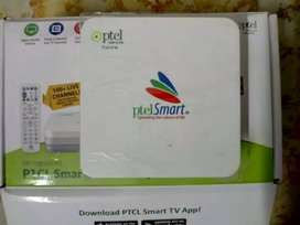 Ptcl smart tv 2000 chanals fast working