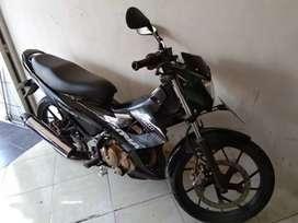 Bali dharma motor jual Suzuki satria Fu tahun 2014