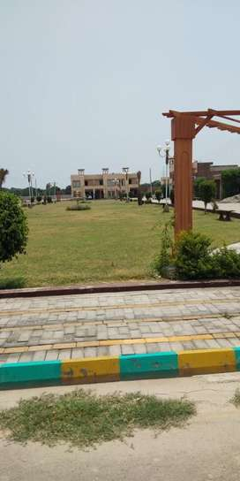 Plots are available on installments in multan