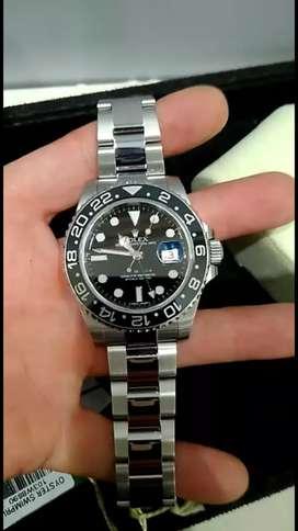 Rolex Oyster Perpetual GMT Master II Blackbezel