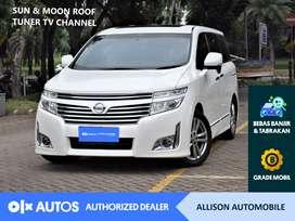 [OLX Autos] Nissan Elgrand 2011 3.5 HWS A/T Bensin Putih #Allison