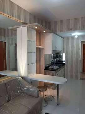 Disewakan Apartemen Puncak Dharmahusada 2BR Furnish dekat Unair, ITS