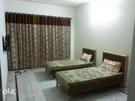SAINI PG INDIRAPURAM furnished room monthly Rs-4000 all facility