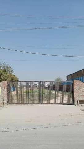 Industrial plots in gurugram