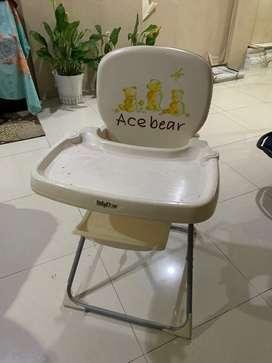 Baby Chair babydoes / Kursi bayi / Kursi makan bayi