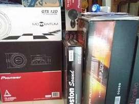 paket audio pioneer kenwood jvc momentum buddy domination LM Vox murah