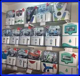 New Ro Sell and Service and Ro+uv+uf+tds with (1+4) years warranty