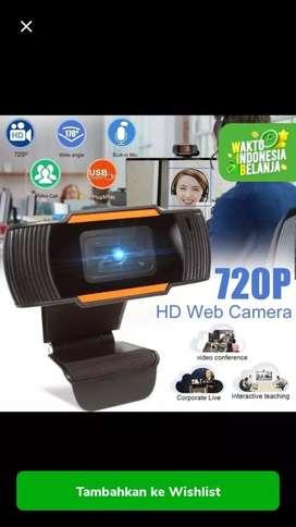 Webcam F9 HD 720p Autofocus Web Camera Cam For PC Laptop Desktop X86