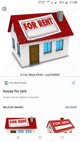 House & shop for commercial use for rent , 1bhk