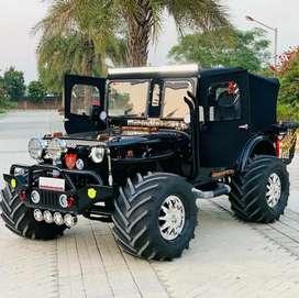 Modified Jeeps Thar Modified Gypsy modified AC jeeps Hunter Jeeps