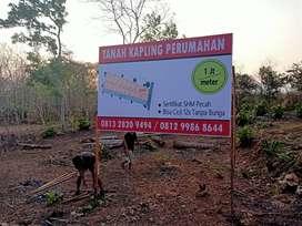Tanah Ideal Gratis Sertifikat Cocok Untuk Hunian, Sentolo Yogyakarta