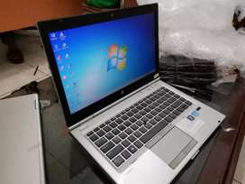 Laptop merk HP core i 5 Mantap