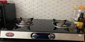 SuryaFlame LPG Gas Stove 2B Lifestyle- ISO certified