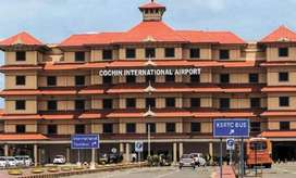 URGENT VACANCY FOR GROUND STAFF AND CASHIER IN COCHIN AIRPORT