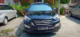 Hyundai santa fe crdi diesell solar