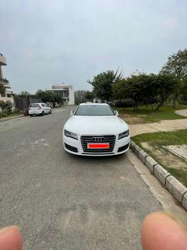 Audi A7 2012 Diesel Well Maintained very good condition
