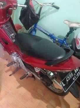 Honda Revo Th 2007/Plat.L