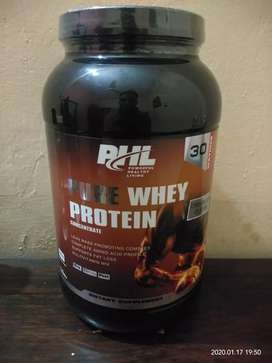 PHL pure whey protein Chocolate flavor