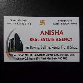 1bhk flat ready to sale in ulve and nerul..