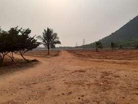 open plots 90acres area near kothavalasa