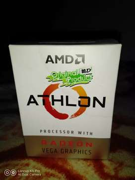 AMD Athlon 200GE CPU Gaming Esport