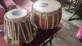 Tanpura and Tabla
