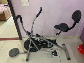 Brand new Excercise cycle  only 6 month old