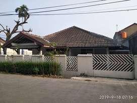 Dijual Rumah huk di jalan utama Perumahan Reni Jaya