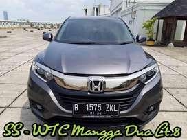 HONDA HR-V S CVT MATIC AT 2019/2018 Mobil Mulus Sperti BARU KM 17Ribu
