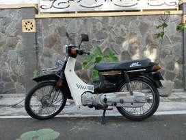 Suzuki RC 80 benar2 antik kondisinya