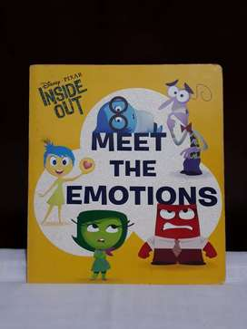 Inside Out: Meet The Emotions Book