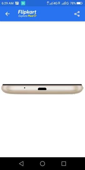 LENOVO A5 3GB 32 GB GOLD