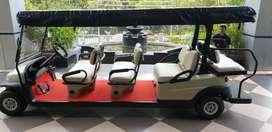 Jual mobil golf listrik 8 seat