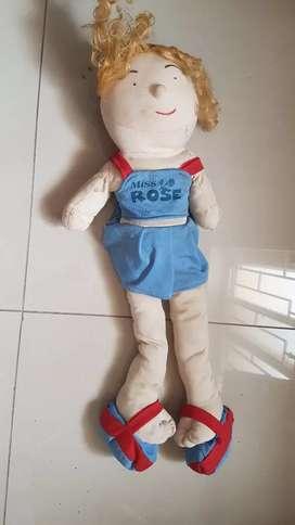 Kid soft toy