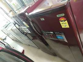 Single door fridges gently used with warranty & free delivery
