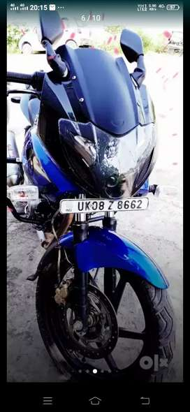 Bike is a very good condition neet and clean