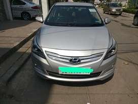 Hyundai Fluidic Verna 1.6 CRDi S(O), 2015, Diesel