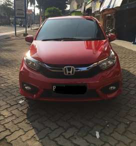 2019 Honda All New Brio 1,2 Satya E Hatchback Full Orisinil Total