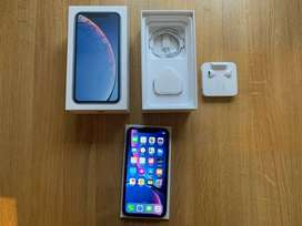 apple iphone xr 128gb smart phone all new good condition