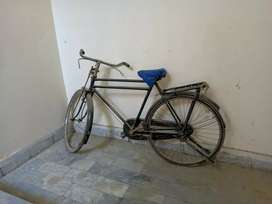 Urgent sale my old bicycle.