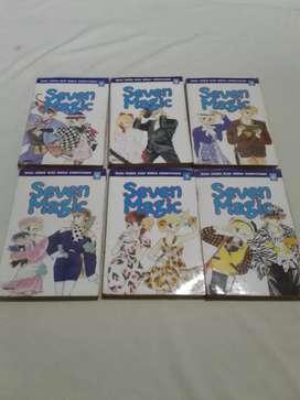 Komik : Seven Magic