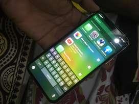 Iphone x,white,256gb