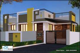 2BHK Independental villas for sale at nightingale college.