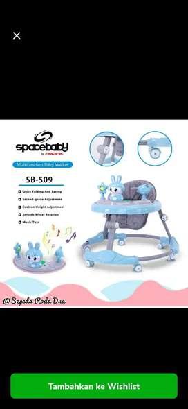 Baby walker space baby 509